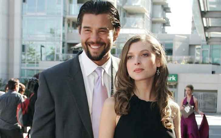 Canadian Actor Steve Bacic's Married Relationship with Wife Carolin Bacic & Their Children