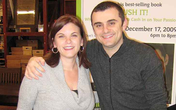 Belarusian American Entrepreneur Gary Vaynerchuk's Married Relationship With Wife Lizzie; Their Family Life and Children