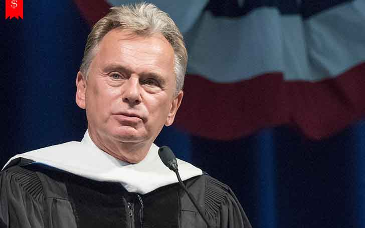 1.77 m Tall American TV Personality Pat Sajak's Earning From his Profession and Net Worth He has Achieved