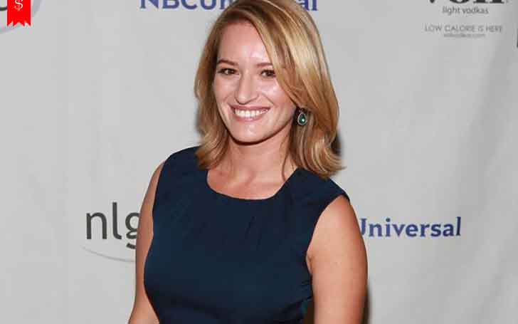 American Author Katy Tur Net Worth At Present: Her Career As a Journalist And Author