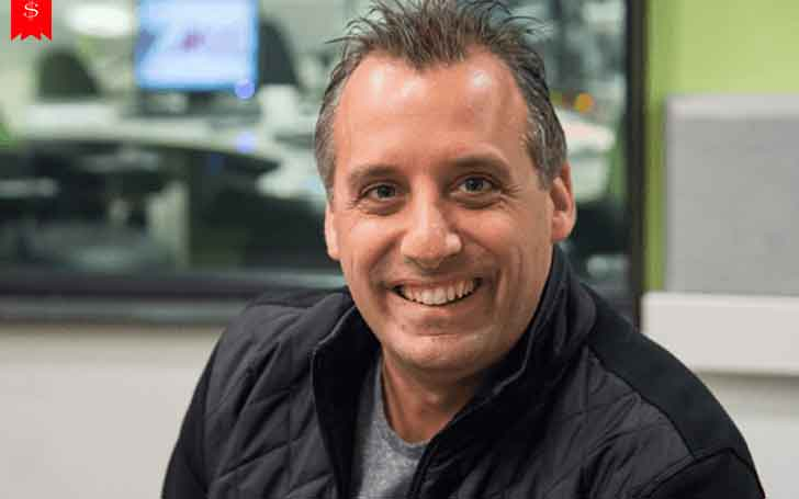 42 Years American TV Personality Joe Gatto's Earning From His Profession & His Overall Net Worth