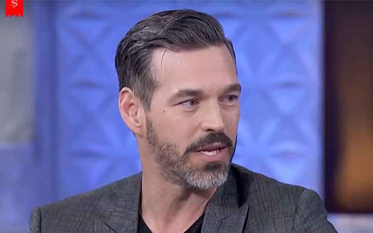 How Much Is Eddie Cibrian's Net Worth? Know In Detail About His Career & Awards