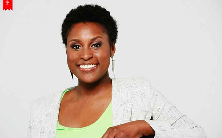 How Much Is American Actress Issa Rae's Net Worth? Her Career & Income Source
