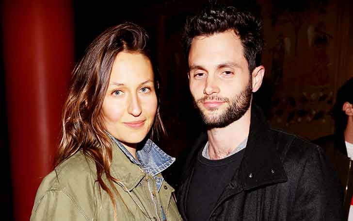 Domino Kirke Is Living Happily With Her Husband Penn Badgley & Children: Wedding Details & Past Affairs