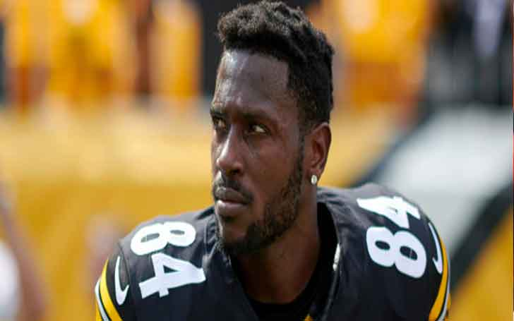 American Football Wide Receiver Antonio Brown Married Life: His Relationship With Wife & Children, Past Affairs