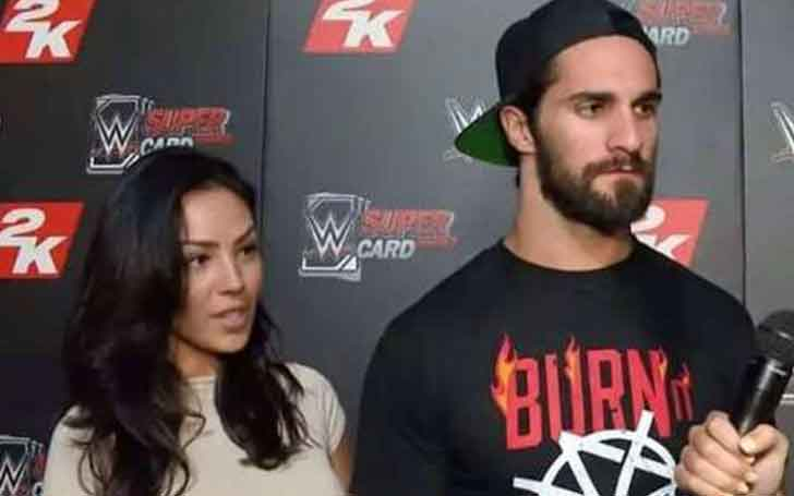 American Wrestler Seth Rollins' Relationship with Leighla Schultz; His Long List of Girlfriends