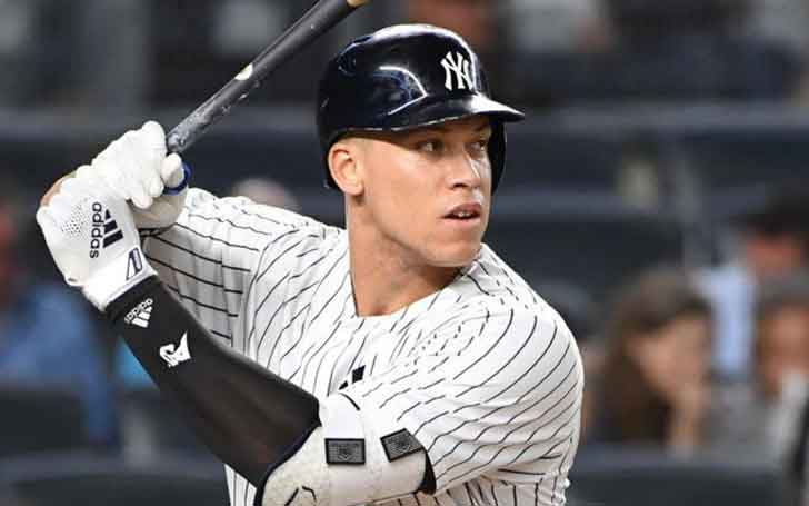 New York Yankees' Outfielder Aaron Judge Is Dating Someone-Who Is His Girlfriend?