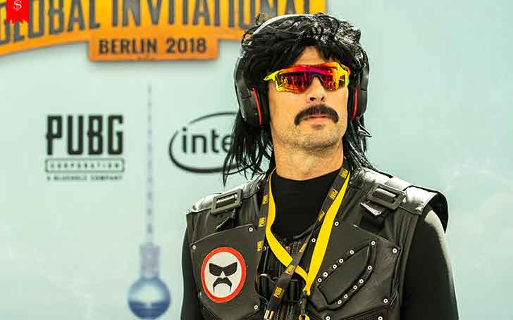 How Much Dr DisRespect Earns From His Gaming Career? His Salary, Net Worth, Cars and House