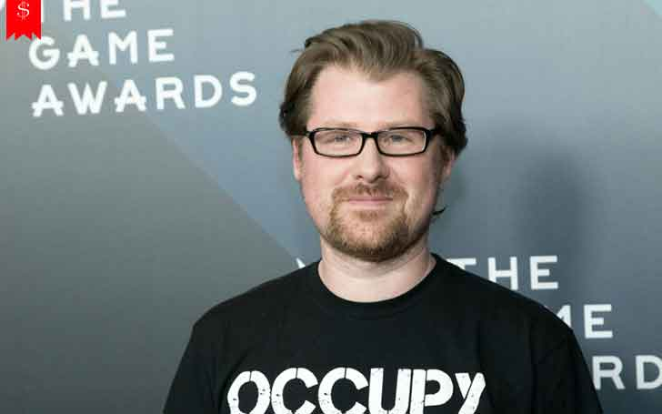38 Years American Actor Justin Roiland's Overall Net Worth & Earning From His Profession