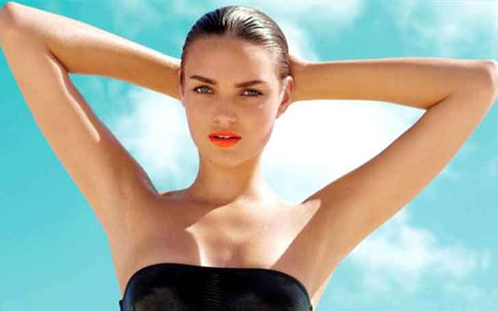 American Fashion Model Nika Lauraitis is Single or Married? Who Is Her Husband? Details