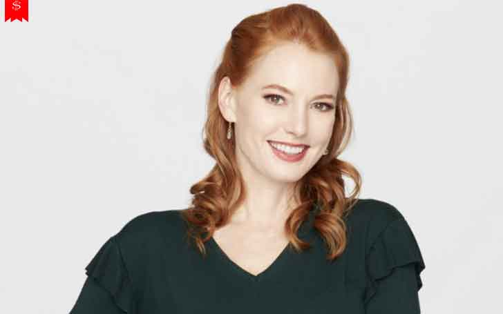 American Music Personality Alicia Witt's Career Achievement and Net Worth In 2018