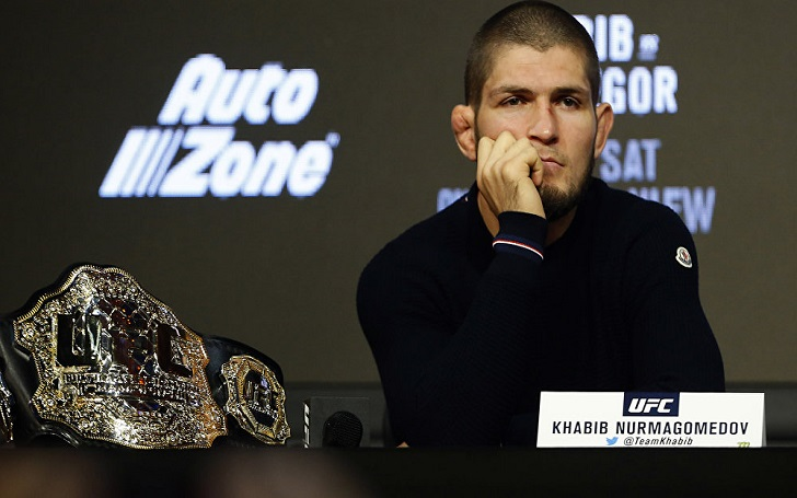An Essay About Khabib Nurmagomedov- The Avarian Boxer