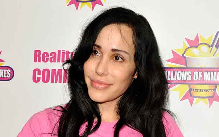 Is Octomom Nadya Suleman Single or Dating After Divorcing Marco Gutierrez? Joined Porn For Children