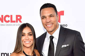 Tony Gonzalez Married with Wife October Gonzalez; Past Relationship With Girlfriend Lauren Sanchez