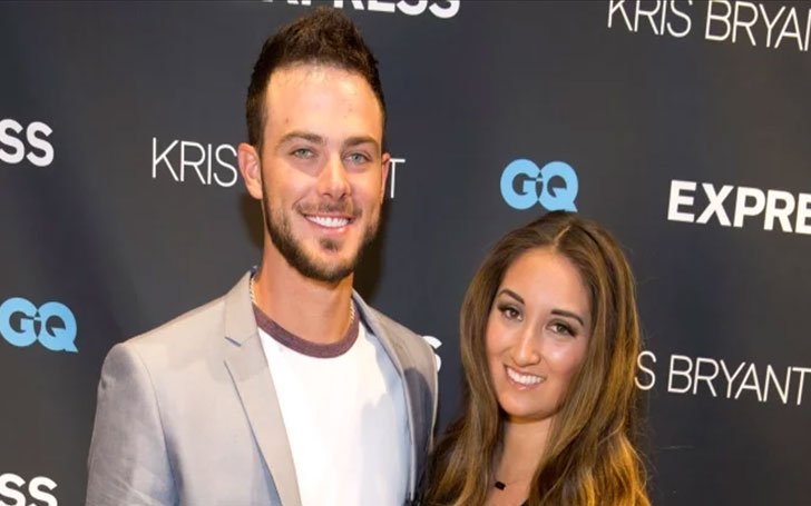American Baseballer Kris Bryant's Married Relationship With Wife Jessica Delp: His Past Affairs