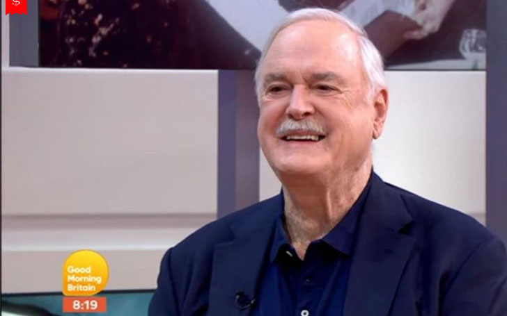 What's John Cleese's Net Worth Throughout His Career? Divorce Settlements With Ex-Wife Alyce Cleese