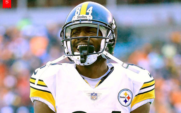 American Footballer Antonio Brown Massive Contracts & Career Stats: His Net Worth & Salary, House, Cars