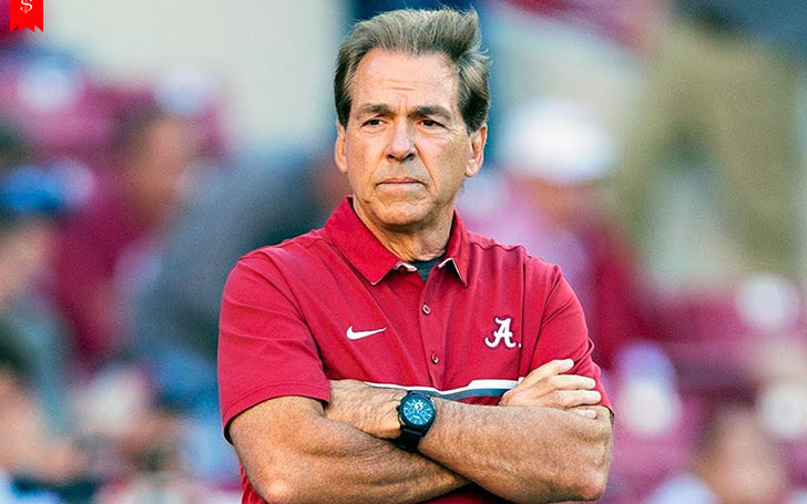 Football Coach Nick Saban's Salary & Net Worth; Details of His House, Cars & Overall Net Worth