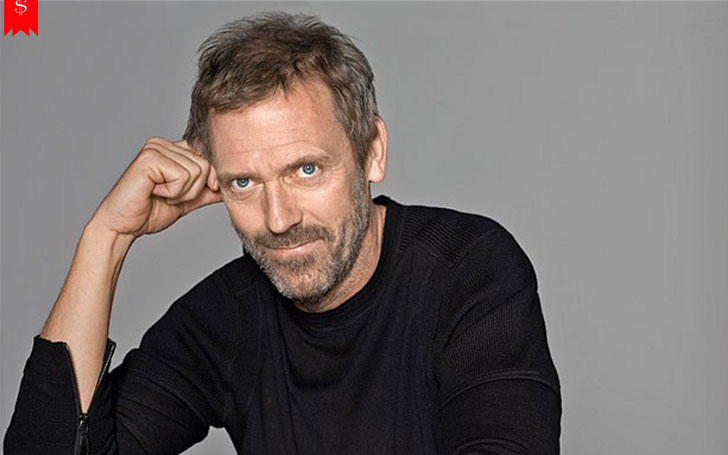 English Actor Hugh Laurie Owns a Huge Net Worth; His Career, & Source of Income