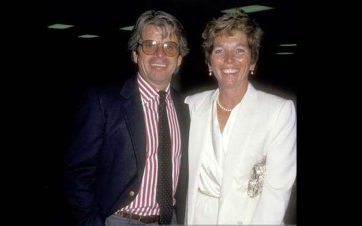 Eugenie Devane and Husband William Devane had 2 Children but lost one Son in an Accident