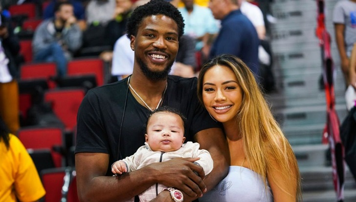 Malik Beasley And Wife Montana Yao Are Separating; Their Married Life And Kids!