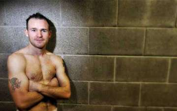 'Being a heavy underdog does not affect me' states the 32-year-old boxer, Patrick Hyland