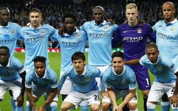 Manchester City thrash 10-man Chelsea as Aguero completes his hat-trick