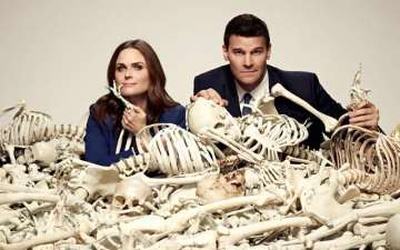 What inspired the creators of Bones for the show's next deadly serial killer?