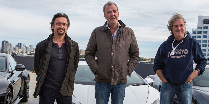 Top Gear BBC UK: presenters, start date, hosts and news on ...