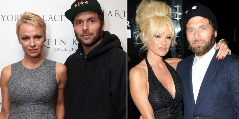 'When I was married to Rick Salomon, I looked 20 years older.' claims Pamela Anderson