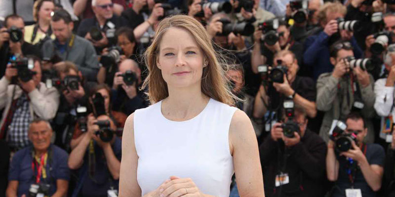 Jodie Foster: 'Hollywood's risk aversion is contributing to its overwhelming male directors'