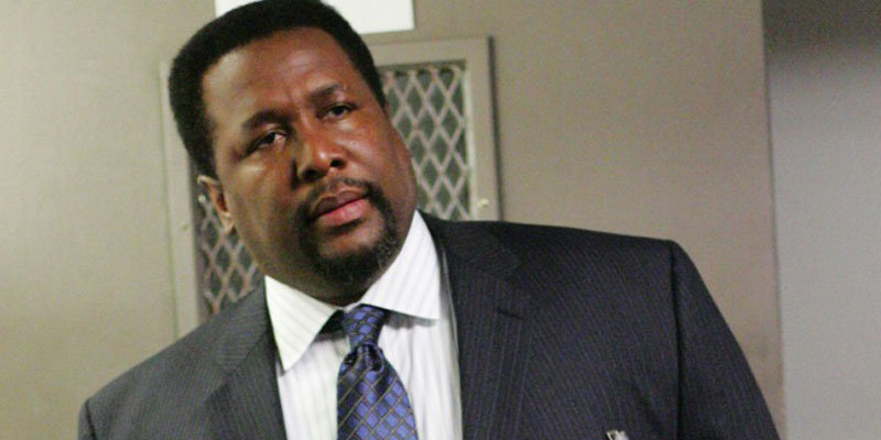 The Odd Couple starrer Wendell Pierce arrested after attacking Bernie Sanders fan