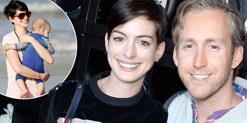 Anne Hathaway: 'I hadn't planned on ever confirming the news of my pregnancy'