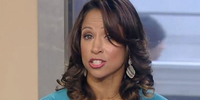 Stacey Dash advises transgender people to urinate in bushes as she claims they violate human rights