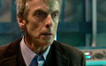 Peter Capaldi was the second choice for the role of Doctor Who behind an unnamed black actor