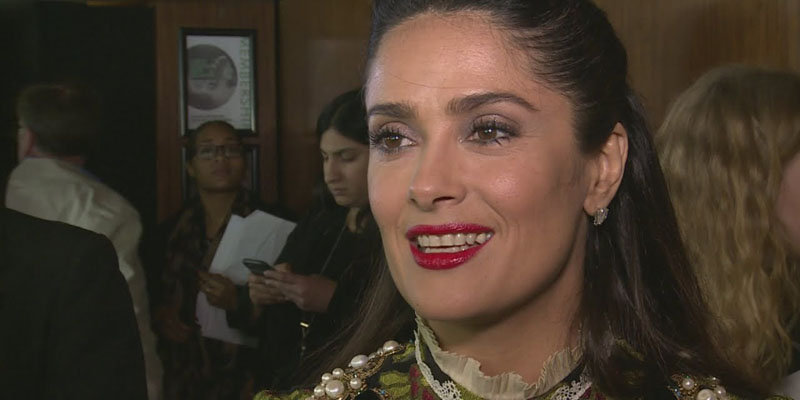 Salma Hayek reveals about her anxiety of meeting the Pope amid her racy photograph on Instagram