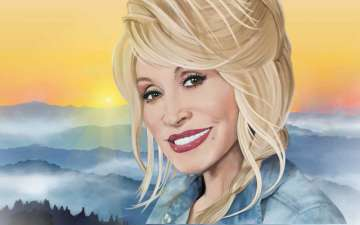 Picture book influenced by Dolly Parton's song 'Coat of Many Colors' to release in October