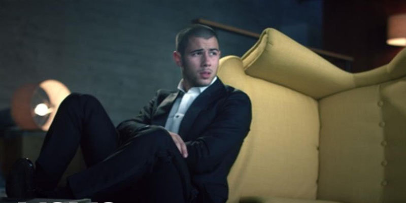 Nick Jonas reveals relinquishing control of his life in order to salvage his freedom back