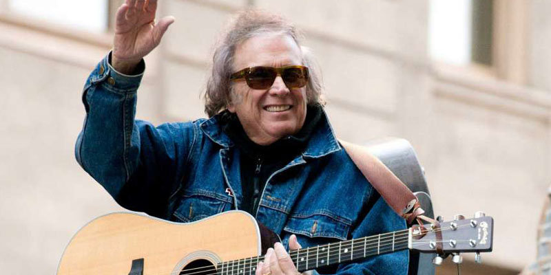 Don McLean and wife finalize divorce months after 'American Pie' singer's domestic violence arrest