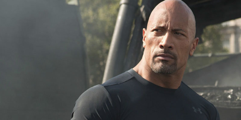 Dwayne 'The Rock' Johnson releases a trailer to announce the launch date of his new YouTube channel