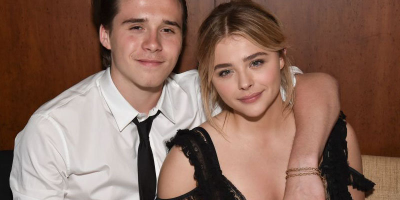 Trust and communication the pillars behind Chloe Grace Moretz and Brooklyn Beckham's relationship