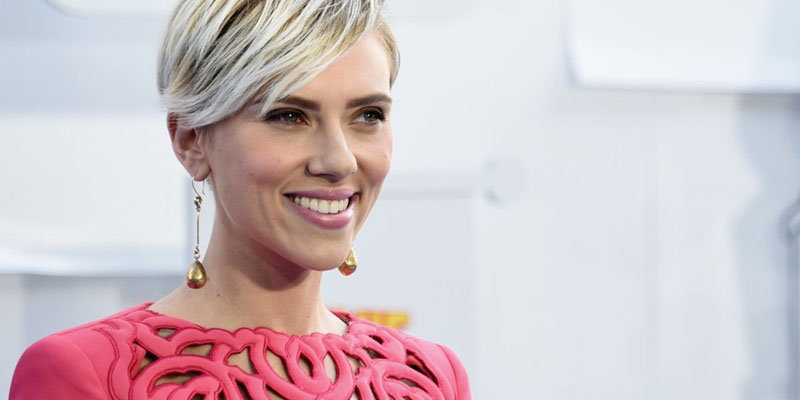 Scarlett Johansson becomes Hollywood's highest paid female actress of all time