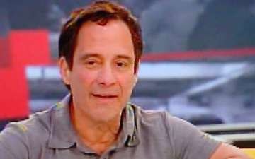 TMZ founder Harvey Levin talks about his struggle with being gay as he supports the LGBT community
