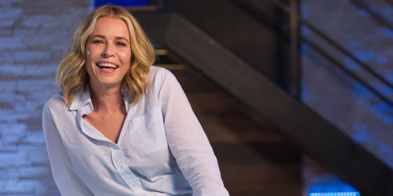 Chelsea Handler opens up about her new Netflix show 'Chelsea' and about going global