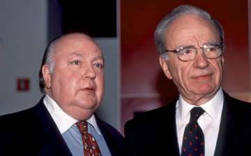 Rupert Murdoch takes over as the new CEO of Fox News on an interim basis as Roger Ailes gets fired