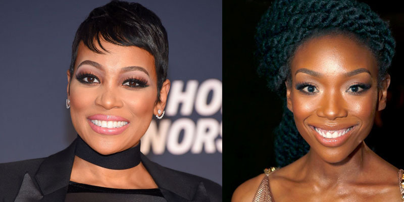 Monica willing to end feud with 'The Boy Is Mine' co-singer Brandy:
