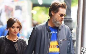 Jim Carrey hits back at lawsuit blaming him for death of his former girlfriend Cathriona White