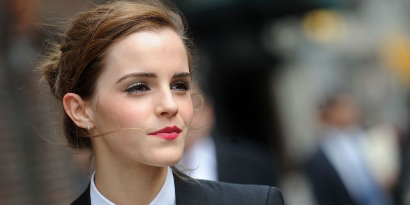 Emma Watson takes down her leaked braless photos - which exposed her breasts - from a website