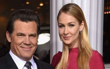 Josh Brolin and long-time girlfriend Kathryn Boyd get married in a private wedding ceremony