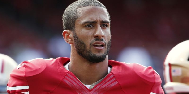 San Francisco 49ers Quarterback Colin Kaepernick's thoughts on US Elections 2016.It's SHOCKING.